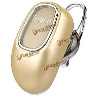 Jesbod s1многоязычные голосовые подсказки ручной бесплатный беспроводной наушник Bluetooth