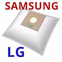 Samsung і LG мішки універсальні для пилососів