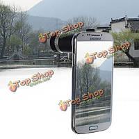 8X Zoom камеры телефона телескоп объектива чехол для Samsung Galaxy S4 i9500 от царапин и пыли