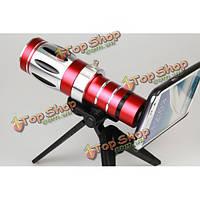 20X Zoom Phone Camera Lens Telescope Case для Samsung I9220