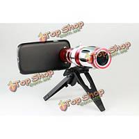 20X Zoom телефон телескопа объектив камеры Samsung Galaxy за i9500 s4