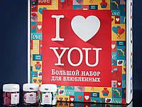 Подарочный набор для влюблённых из 9 мини-доз