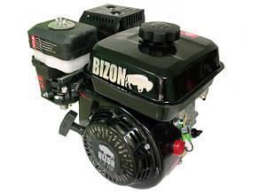 Бензиновый двигатель 170F, под шлицы (25мм)