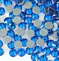 Стразы А+ Premium, Carpi Blue SS20 (4,8 мм) термоклеевые. Цена за 144 шт.