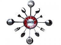 Часы настенные Столовые Приборы 37*37*4.5 см