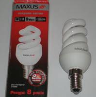 Лампа Максус E14