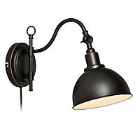 Настенный светильник (бра) купол Loft Steampunk [ Wall Light Ekelund ]