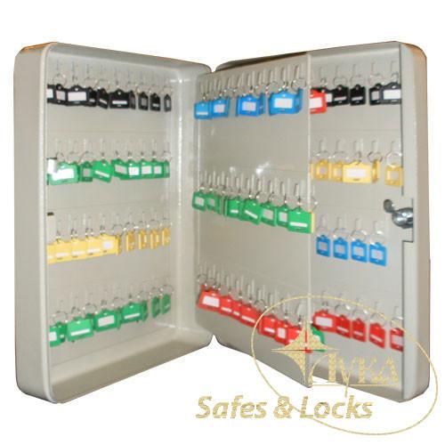 Ключница металлическая TS 0042 на 140 ключей