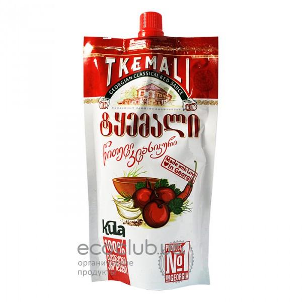 Соус Ткемали красный классический Kula 245г