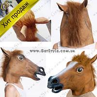 """Маска - """"Голова лошади"""", фото 1"""
