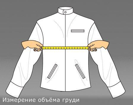 картинки измерять одежду изначально стал