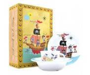 Набор детский в подарочной упаковке 3 пр Пираты LITTLE RHYMES Churchill