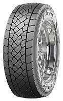 Грузовые шины Dunlop SP446 22.5 315 M (Грузовая резина 315 80 22.5, Грузовые автошины r22.5 315 80)