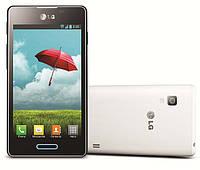 Бронированная защитная пленка для экрана LG Optimus L5 II E450