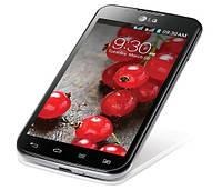 Бронированная защитная пленка для экрана LG Optimus L7 II Dual P715