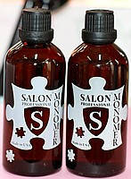 Salon Мономер (ликвид) для акриловой пудры Standard Blue, 100мл.