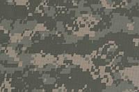 Водоотталкивающая камуфляжная ткань ACU Woterproof Ripstop