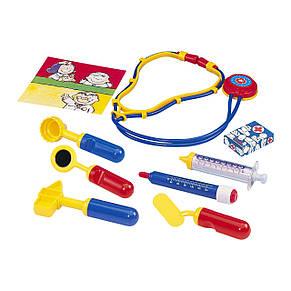 Игровой набор «Simba» (5549757) набор доктора в чемодане 20x13, 9 предметов, фото 3