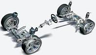 Подвеска и рулевое управление автомобиля. Ремонт. Реставрация.