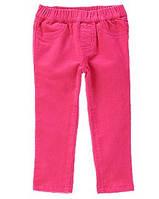 Штаны вельветовые для девочки 2 года Crazy8 (СШA)