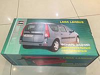 Задние светодиодные дополнительные фонари на Лада Ларгус, Dacia Logan MCV, фото 1