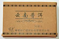 ПуЭр Guang Fu Юньнань Шу 50г