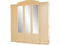 Шкаф 5Д Венеция клен (Світ Меблів TM)