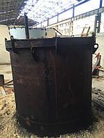 Переугливание топливного брикета в древесно-угольный