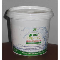 Эко-порошок для стирки белого белья | безфосфатный