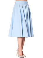 Модная кружевная женская юбка (в размере L, XL)