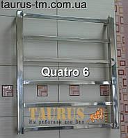 Quatro 6/450 - полотенцесушитель для ванной комнаты .