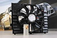 Вентилятор охлаждения воздуха | Porsche Cayenne
