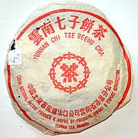 ПуЭр Guang Fu Ред Кью-зибин Шу 357г (блин)