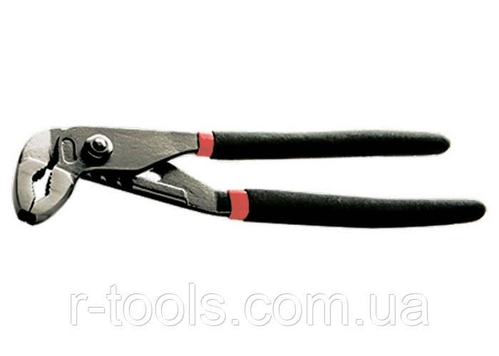 Клещи, 165 мм, переставные, обливные рукоятки MTX 157079