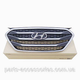 Решітка радіатора Hyundai Tucson iX35 2010-15 нова оригінал