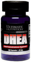 DHEA 25 мг Ultimate Nutrition, 100 капсул