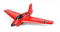 Летающее крыло радиоуправляемая модель Tech One Kraftei ME 163 700мм EPO ARF (модель самолета, сборные модели)