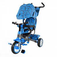 Трехколесный велосипед TILLY Trike (T-341 BLUE-2)