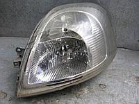 Фара левая б/у на Renault Master, Opel Movano, Nissan Intersar год 2003-2010 (битое стекло), фото 1