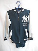 Спортивный костюм детский на мальчика (7 - 11 лет) New York