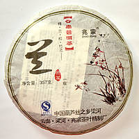 ПуЭр Guang Fu Лан-бин Шу (блин), фото 1