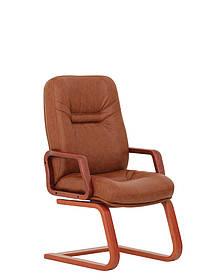 Кресло офисное Minister Extra CF LB -1.010 экокожа Eco-21 (Новый Стиль ТМ)