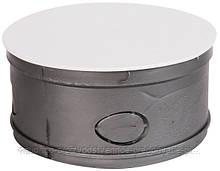 Коробка розподільна у бетон ф100мм