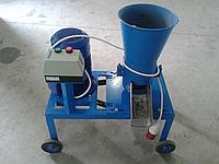 Гранулятор кормовых гранул 380 В, 4 кВт (матрица 160 мм, 130 кг/час)