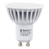 Светодиодная лампа GU10 5W 2700K Bellson, фото 1