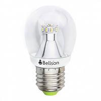 LED лампа E27 3W 200Lm Bellson, фото 1