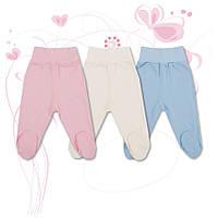 Ползунки для новорожденных Фламинго