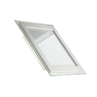 "Светильник LED ""квадрат"" 12W-glass Bellson"