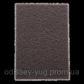 Шлифовальный лист 3M Scotch-Brite A MED( 158 мм. х 224 мм). Коричневый. 07440