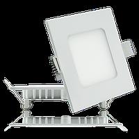 """Светодиодный светильник 3W """"квадрат"""" Bellson, фото 1"""